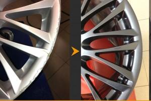 SantvoortAutobanden-velgen reparatie